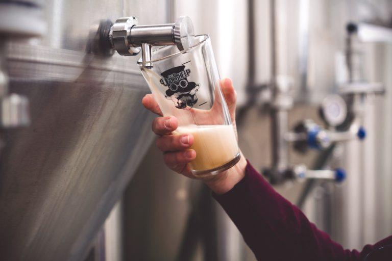 birra artigianale non filtrata